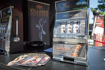 VILLIGER goes Big Smoke Zürich 2016